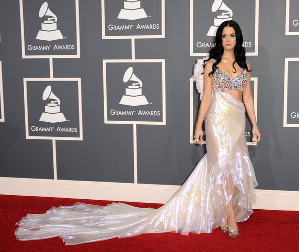 Katy+Perry in The 53rd Annual GRAMMY Awards - Arrivals