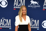 Nancy O'Dell attends the 54th Academy Of Country Music Awards at MGM Grand Hotel & Casino on April 07, 2019 in Las Vegas, Nevada.