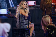 (FOR EDITORIAL USE ONLY) Carrie Underwood seen during the The 54th Annual CMA Awards at Nashville's Music City Center on Wednesday, November 11, 2020 in Nashville, Tennessee.