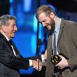 Justin Vernon The 54th Annual GRAMMY Awards - Show