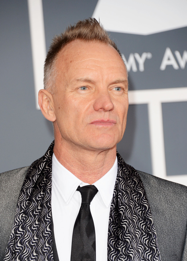 Sting 16 wins artists who have won the most grammys zimbio