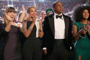 Beyonce Knowles and Solange Knowles Photos Photo