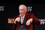 "American writer Gay Talese attends a screening of - ""Voyeur"" during the 55th New York Film Festival at The Film Society of Lincoln Center, Walter Reade Theatre on October 4, 2017 in New York City."