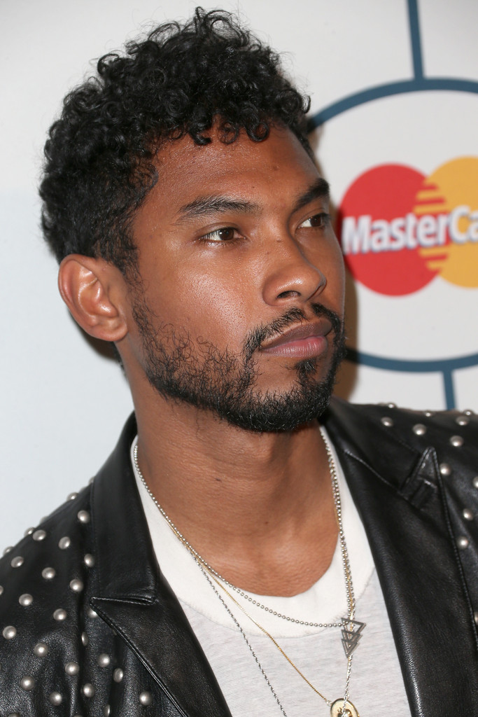 Miguel Photos Photos The 56th Annual Grammy Awards Pre