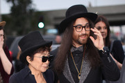 Yoko Ono Sean Ono Lennon Photos Photo