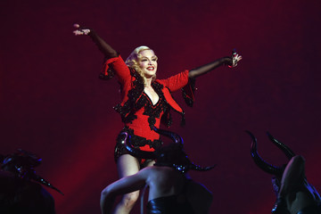 Watch Madonna Join the Stage Falls Hall of Fame with a Brutal Tumble