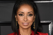 Singer Mya attends The 59th GRAMMY Awards at STAPLES Center on February 12, 2017 in Los Angeles, California.