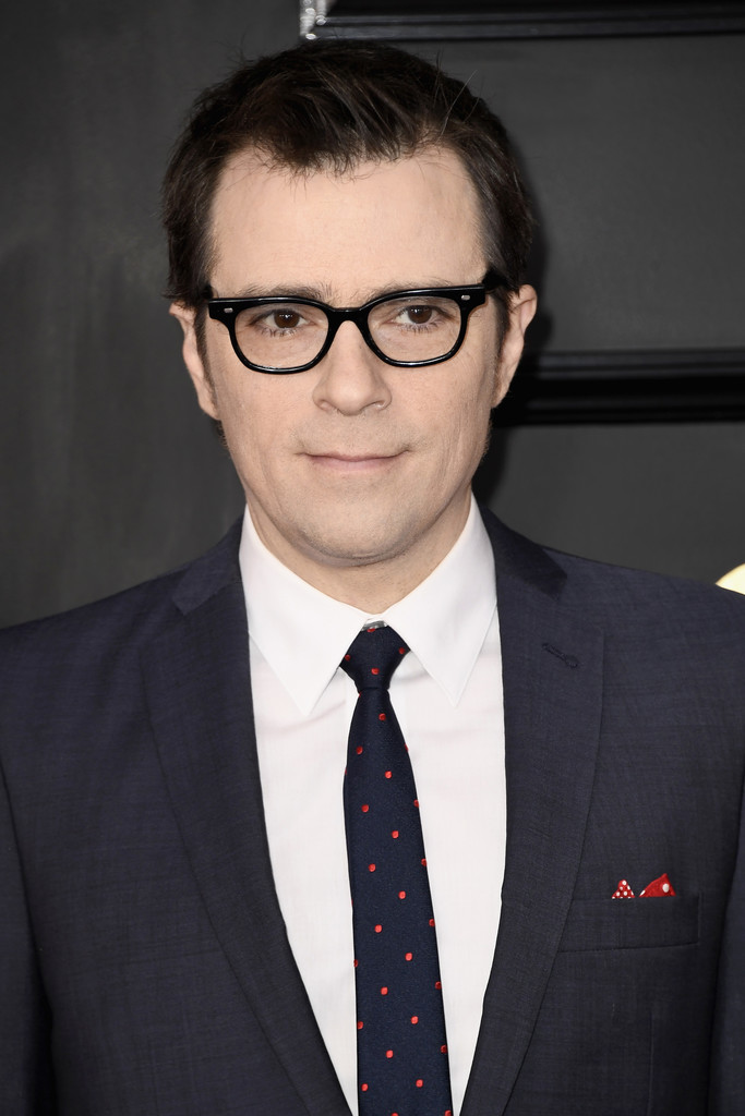 Rivers Cuomo in The 59th GRAMMY Awards - Arrivals - Zimbio
