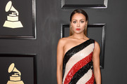 Kat Graham - Every Look from the 2017 Grammy Awards