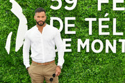 Fiction Jury President Ricky Whittle  attends the 59th Monte Carlo TV Festival : Day Four on June 17, 2019 in Monte-Carlo, Monaco.