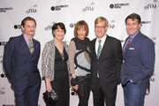 Vogue European Editor at Large Hamish Bowles, producer Elsa Klensch, Lorry Newhouse, George Steel and 1st Dibs founder Michael Bruno attend the 5th Annual Divas Shop For Opera to support the New York City Opera at 82 Mercer on May 20, 2010 in New York City.