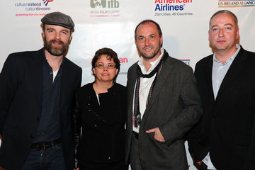 Colum McCann 5th Annual 'Oscar Wilde: Honoring The Irish In Film' - Inside