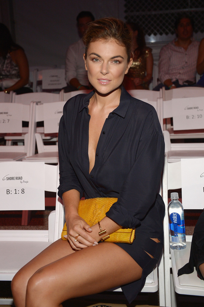 S Swan Association Serinda Swan Photos Ph...