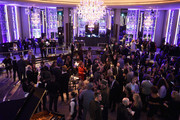 General view of atmosphere at the Producers and Engineers Wing 11th Annual GRAMMY Week Event Honoring Swizz Beatz And Alicia Keys at The Rainbow Room on January 25, 2018 in New York City.
