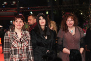 (L-R) Actress Miss Ming, actress Isabelle Adjani and actress Yolande Moreau attend the 'Mammuth' Premiere during day nine of the 60th Berlin International Film Festival at the Berlinale Palast on February 19, 2010 in Berlin, Germany.