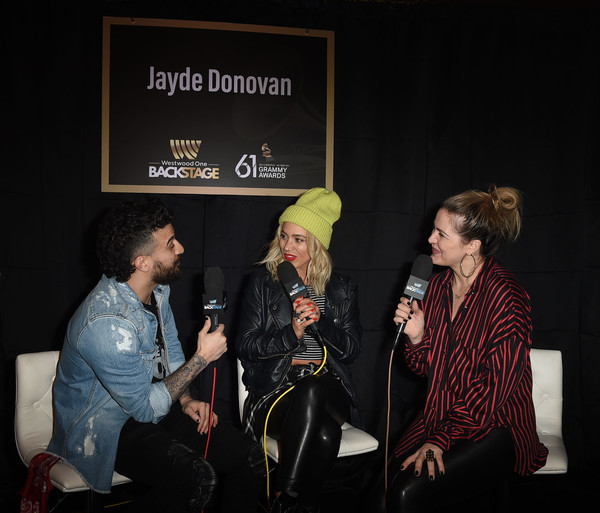 61st Annual Grammy Awards - Westwood One Radio Roundtables - 1 of 1