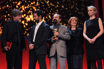 Aamir Khan Jan Chapman 61st Berlin Film Festival - Award Ceremony
