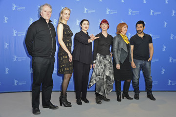 Aamir Khan Jan Chapman 61st Berlin Film Festival - International Jury - Photocall