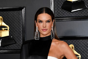 Alessandra Ambrosio attends the 62nd Annual GRAMMY Awards at Staples Center on January 26, 2020 in Los Angeles, California.