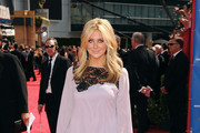 TV personality Stephanie Pratt arrives at the 62nd Annual Primetime Emmy Awards held at the Nokia Theatre L.A. Live on August 29, 2010 in Los Angeles, California.