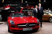 Lewis Hamilton Dieter Zetsche Photos Photo
