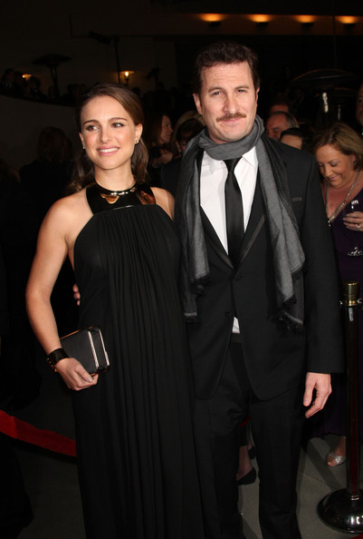 Actress Natalie Portman (L) and director Darren Aronofsky arrive at the 63rd Annual Directors Guild Of America Awards held at the Grand Ballroom at Hollywood & Highland on January 29, 2011 in Hollywood, California.