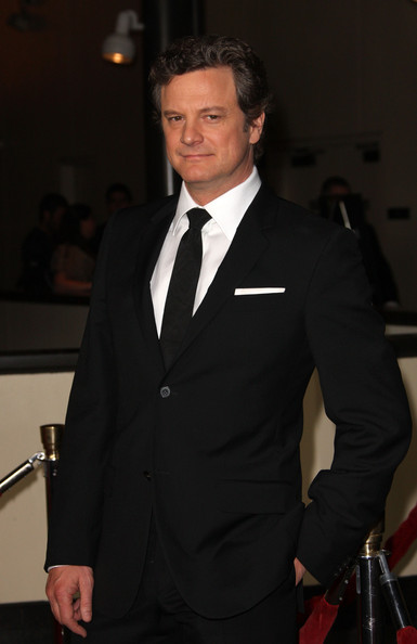 Actor Colin Firth arrives at the 63rd Annual Directors Guild Of America Awards held at the Grand Ballroom at Hollywood & Highland on January 29, 2011 in Hollywood, California.
