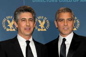George Clooney Alexander Payne 64th Annual Directors Guild Of America Awards - Press Room