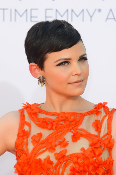 Actress Ginnifer Goodwin arrives at the 64th Annual Primetime Emmy Awards at Nokia Theatre L.A. Live on September 23, 2012 in Los Angeles, California.