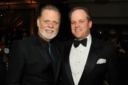 DGA President Taylor Hackford (L) and DGA Awards Chair Michael Stevens attend the 65th Annual Directors Guild Of America Awards at Ray Dolby Ballroom at Hollywood & Highland on February 2, 2013 in Los Angeles, California.