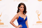 TV personality Rocsi Diaz arrives at the 65th Annual Primetime Emmy Awards held at Nokia Theatre L.A. Live on September 22, 2013 in Los Angeles, California.