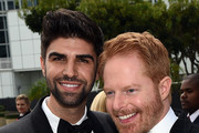 Jesse Tyler Ferguson and Justin Mikita - The Hottest Couples at the 2014 Emmy Awards