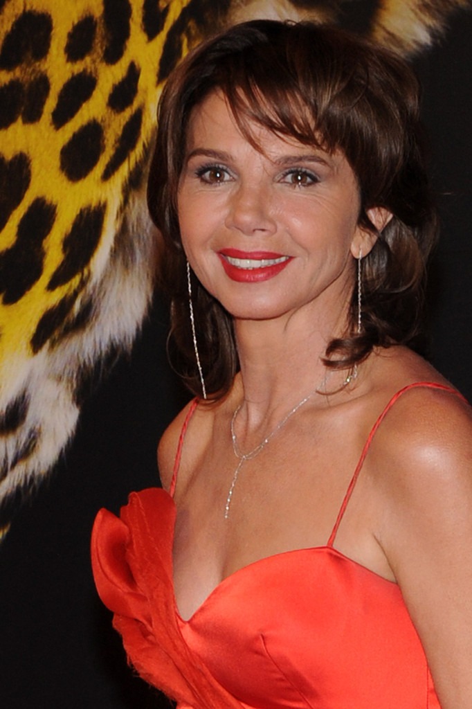 Victoria Abril In 66th Locarno Film Festival