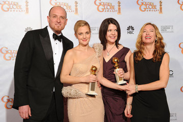 Lucy Barzun Donnelly 67th Annual Golden Globe Awards - Press Room
