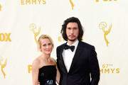 Adam Driver and Joanne Tucker - The Hottest Couples at the 2015 Emmy Awards