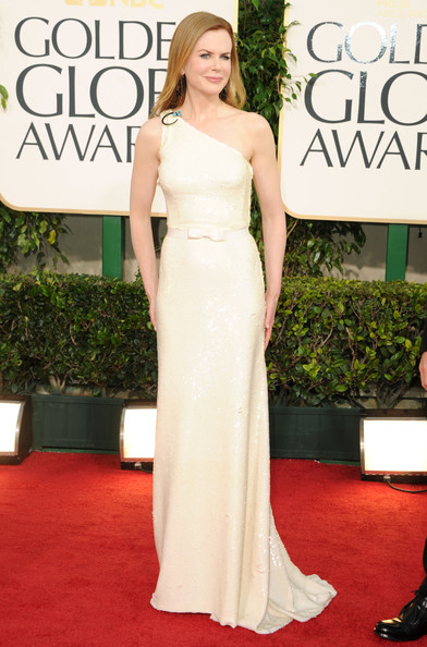 Actress Nicole Kidman arrives at the 68th Annual Golden Globe Awards held at The Beverly Hilton hotel on January 16, 2011 in Beverly Hills, California.