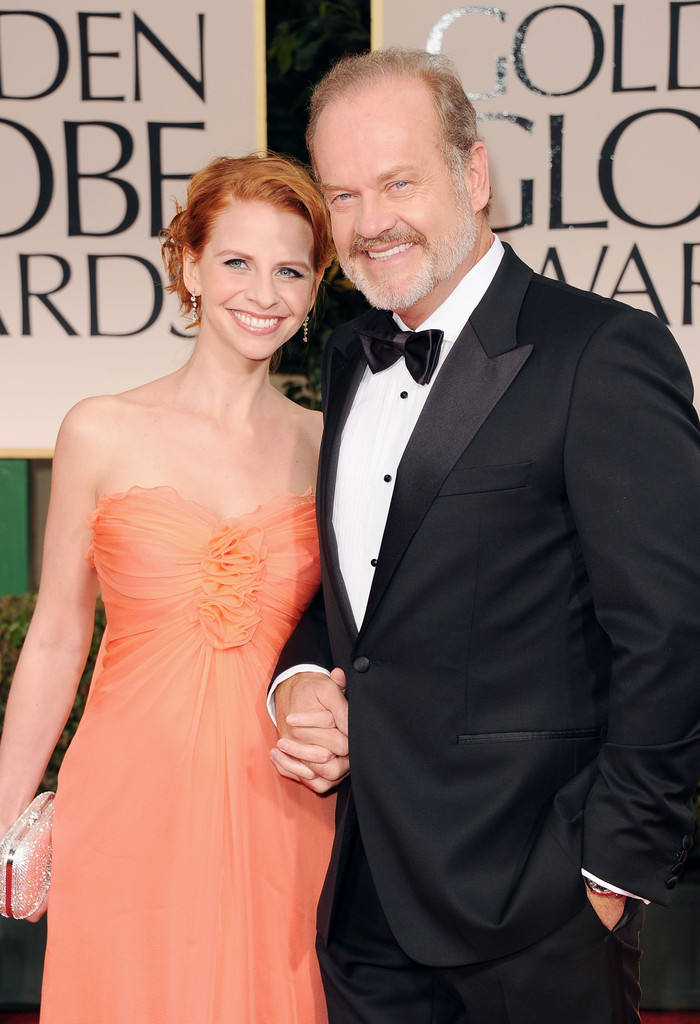 Kelsey Grammer and Kayte Walsh: 26 Years Apart - The Hollywood Age ...