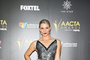Danielle Cormack  arrives ahead of the 6th AACTA Awards Presented by Foxtel at The Star on December 7, 2016 in Sydney, Australia.