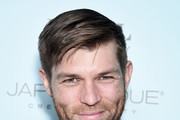 Liam McIntyre attends the 6th Annual Make-Up Artists & Hair Stylists Guild Awards at The Novo by Microsoft on February 16, 2019 in Los Angeles, California.