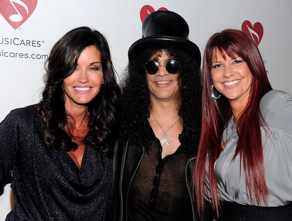 Slash and Perla Hudson Photos Photos - 6th Annual ...