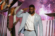 Running back LaDainian Tomlinson introduced as part of the  Pro Football Hall of Fame Class of 2017 during the NFL Honors at the Wortham Theater Center on February 4, 2017 in Houston, Texas.
