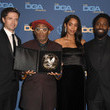 Spike Lee and Topher Grace Photos