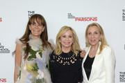 (L-R) Julie Gilhart, Julie Wainwright, and Susan Rockefeller attend the 71st Annual Parsons Benefit honoring Pharrell, Everlane, StitchFix & The RealReal on May 20, 2019 in New York City.