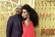 Angela Bassett and Courtney B. Vance Photos Photo