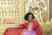 Taraji P. Henson attends the 71st Emmy Awards at Microsoft Theater on September 22, 2019 in Los Angeles, California.