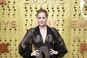 Amy Adams attends the 71st Emmy Awards at Microsoft Theater on September 22, 2019 in Los Angeles, California.