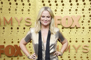 Amy Poehler attends the 71st Emmy Awards at Microsoft Theater on September 22, 2019 in Los Angeles, California.