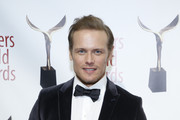 Sam Heughan attends the 72nd Annual Writers Guild Awards at Edison Ballroom on February 01, 2020 in New York City.