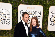 Julianne Moore and Tom Ford Photos Photo