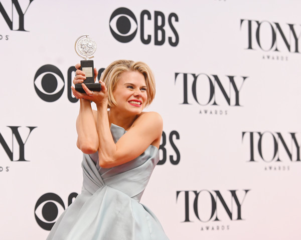 73rd Annual Tony Awards - Press Room